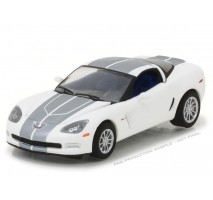 GreenLight 27920-C - 2013 Chevy Corvette Z06 60th Anniversary Edition Solid Pack - Anniversary Collection Series 5