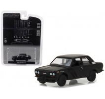 GreenLight 27950-A - 1968 Datsun 510 Solid Pack - Black Bandit Series 19