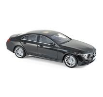 NOREV 183592 - 1:18 Mercedes-Benz CLS-Klasse 2018 - Black