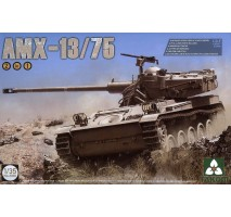 TAKOM 2036 - 1:35 I.D.F Light Tank AMX-13/75 2 in 1