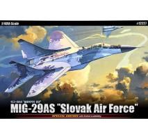 """Academy 12227 - 1:48 MIG-29AS """"SLOVAK AIR FORCE"""""""