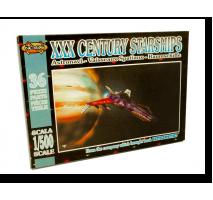 Italeri NSF001 - 1:500 XXX CENTURY STARSHIPS