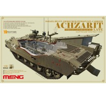 MENG SS-008 - 1:35 ISRAEL HEAVY ARMOURED PERSONNEL CARRIER ACHZARIT LATE