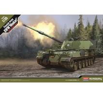 """Academy 13519 - 1:35 FINNISH ARMY K9FIN """"MOUKARI"""""""