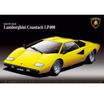 AOSHIMA AOS04670 - 1:24 SUPER CAR: LAMBORGHINI COUNTACH LP400