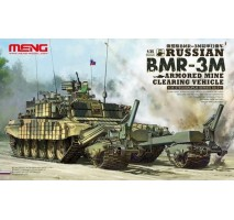MENG SS-011 - 1:35 Russian BMR-3M Armored Mine Clearing Vehicle