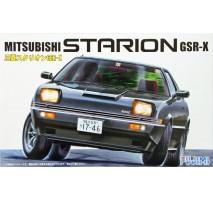 FUJIMI 038940 - 1:24 Mitsubishi Starion GSR-X