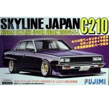 FUJIMI 038643 - 1:24 ID-170 Nissan Skyline 4Door Sedan 2000Gt-E.L C210