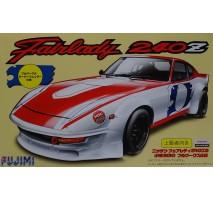 FUJIMI 038414 - 1:24 ID-161 Datsun 240Z Fairlady Racing