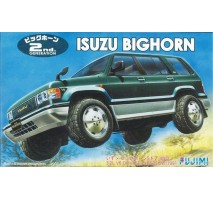 FUJIMI 037967 - 1:24 ID-51 Isuzu Bighorn 2nd Generation