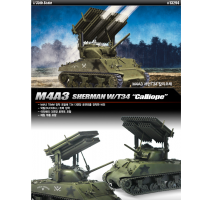 Academy 13294 - 1:35 M4A3 SHERMAN CALLIOPE