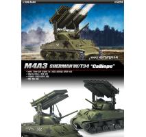 Academy 13294 - 1:35 M4A3 SHERMAN CALLIOPE