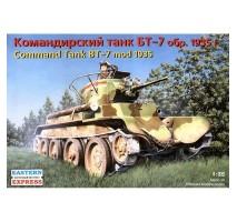 Eastern Express EE35110 - 1:35 BT-7 Russian Command Light Tank, Model 1935