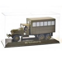 Atlas - 1:43 GMC CCKW 353 mobile workshop (WWII Collection by EAGLEMOSS)