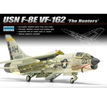 "Academy 12521 - 1:72 F-8E VF-162 ""THE HUNTERS"""