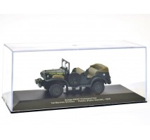 Atlas - 1:43 Dodge WC57 Command Car (WWII Collection by EAGLEMOSS)