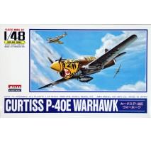 MICROACE/ARII - 1:48 Curtiss P-40E WARHAWK