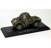 Atlas - 1:43 AMD 35 Panhard 178 6eme Cuirassiers 1ere DLM (WWII Collection by EAGLEMOSS)
