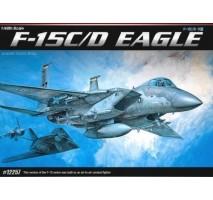 Academy 12257 - 1:48 F-15 C/D EAGLE