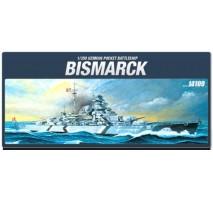 "Academy 14109 - 1:350 German battleship ""BISMARCK"""