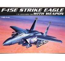 Academy 12264 - 1:48 F-15E STRIKE EAGLE W/WEAPONS