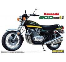 AOSHIMA AOS04098 - 1:12 NAKED BIKE: KAWASAKI 900 SUPER FOUR (KAWASAKI)