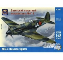 ARK Models AK48012 - 1:48 Mikoyan-Gurevich MiG-3 Russian High altitude Fighter