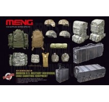 MENG SPS-015 - 1:35 Modern U.S. Military Individual Load-Carrying Equipment