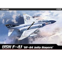"Academy 12529 - 1:72 USN F-4J ""VF-84 JOLLY ROGERS"" Limited Edition"