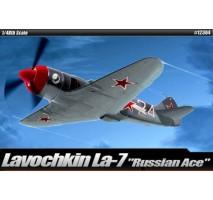Academy 12304 - 1:48 LAVOCHKIN LA-7 RUSSIAN ACE LIM. ED.