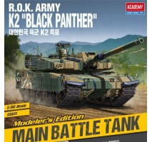 Academy 13511 - 1:35 ROK ARMY K2 BLACK PANTHER