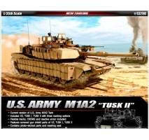 Academy 13298 - 1:35 U.S. ARMY M1A2 TUSK II