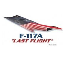 "Academy 12219 - 1:48 F-117A ""LAST FLIGHT"""