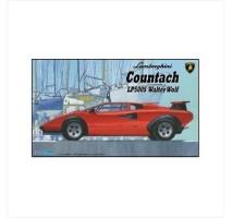 FUJIMI 082783 - 1:24 Lamborghini Countach LP500S