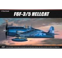 Academy 12481 - 1:72 GRUMMAN F6F-3:5 HELLCAT