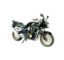 AOSHIMA AOS09534 - 1:12 CB1300 SUPER BOLD'OR BLACK - DIECAST MOTORCYCLE