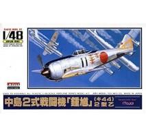 MICROACE/ARII - 1:48 Nakajima Shoki Type 2 Otsu (KI44) TOJO
