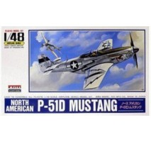 MICROACE/ARII - 1:48 North American P-51D MUSTANG