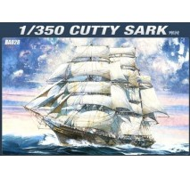 "Academy 14110 - 1:350 British clipper ship ""Cutty Sark"""