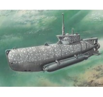 ICM S006 - 1:72 U-BOAT TYPE XXVIIB SEEHUND EARLY