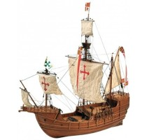 Artesania Latina 22411 - 1:65 Santa Maria - Wooden Model Ship Kit