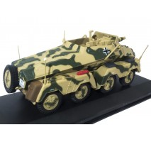 Atlas - 1:43 Sd.Kfz. 233 (WWII Collection by EAGLEMOSS)