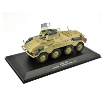 Atlas - 1:43 Sd. Kfz. 234/1 (WWII Collection by EAGLEMOSS)