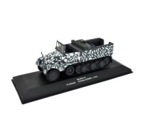 Atlas - 1:43 Sd. Kfz. 11 - 11.Armee (WWII Collection by EAGLEMOSS)