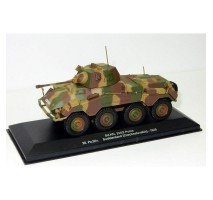 Atlas - 1:43 Sd.Kfz. 234/2 Puma 20. Pz.Div. Sudetenland (WWII Collection by EAGLEMOSS)