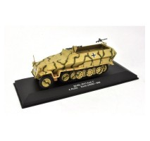 Atlas - 1:43 Sd.Kfz. 251/1 Ausf. C - 4. Pz.Div. (WWII Collection by EAGLEMOSS)