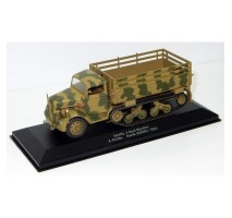 Atlas - 1:43 Sd.Kfz. 3 Opel Maultier 4. Pz.Div. Kursk (WWII Collection by EAGLEMOSS)