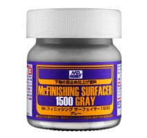 Mr. Hobby - SF-289 Mr. Finishing Surfacer 1500 gray 40 ml