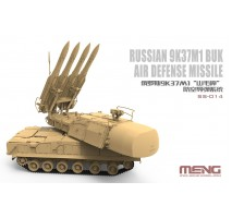 MENG SS-014 - 1:35 Russian 9K37M1 BUK Air Defense Missile