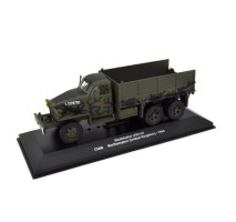 Atlas - 1:43 Studebaker US6 U4 - CIAB (WWII Collection by EAGLEMOSS)